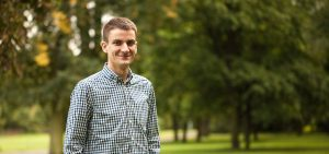 Maciej Stafiej, pasjonat i miłośnik herbaty, autor bloga o herbacie
