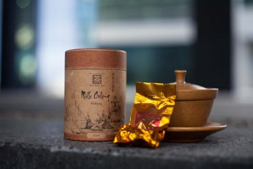 Opakowanie herbaty Milk Oolong, mlecznego oolongaa i shiboridashi