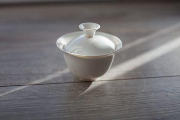 naczynie gaiwan do parzenia herbaty